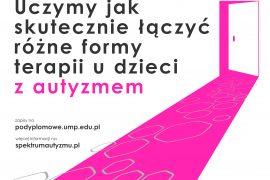 Studia z AUTYZMU również dla Rodziców dzieci z ASD!