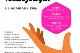 Kurs Terapeuta Ręki Dziecka z Wyzwaniami Rozwojowymi