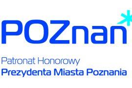 Mamy patronat Prezydenta Miasta Poznania!