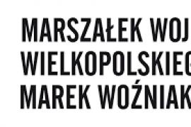 Patronuje nam Marszałek Województwa Wielkopolskiego!